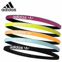 Adidas course bandeau de sueur mode Yoga bandeau de cheveux élastique antidérapant