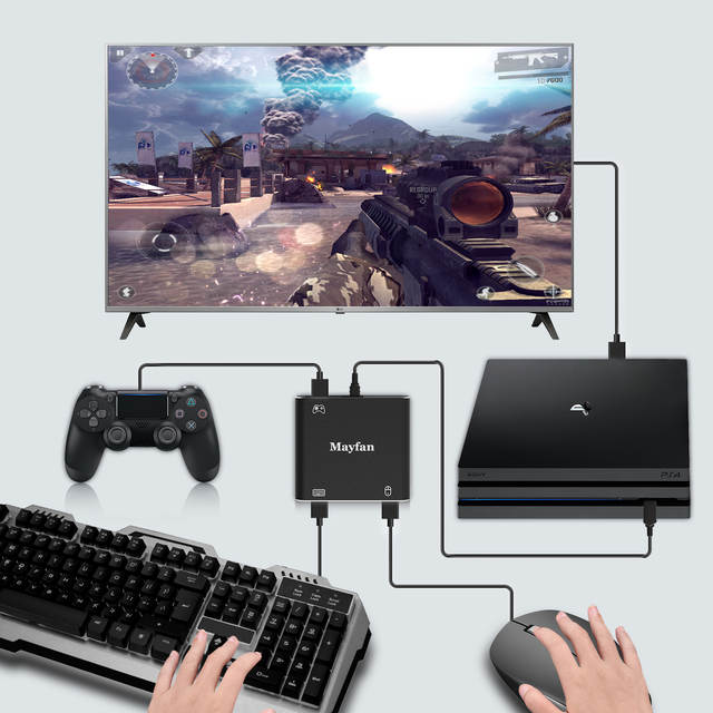 Can You Use Mouse And Keyboard On Xbox One Fortnite