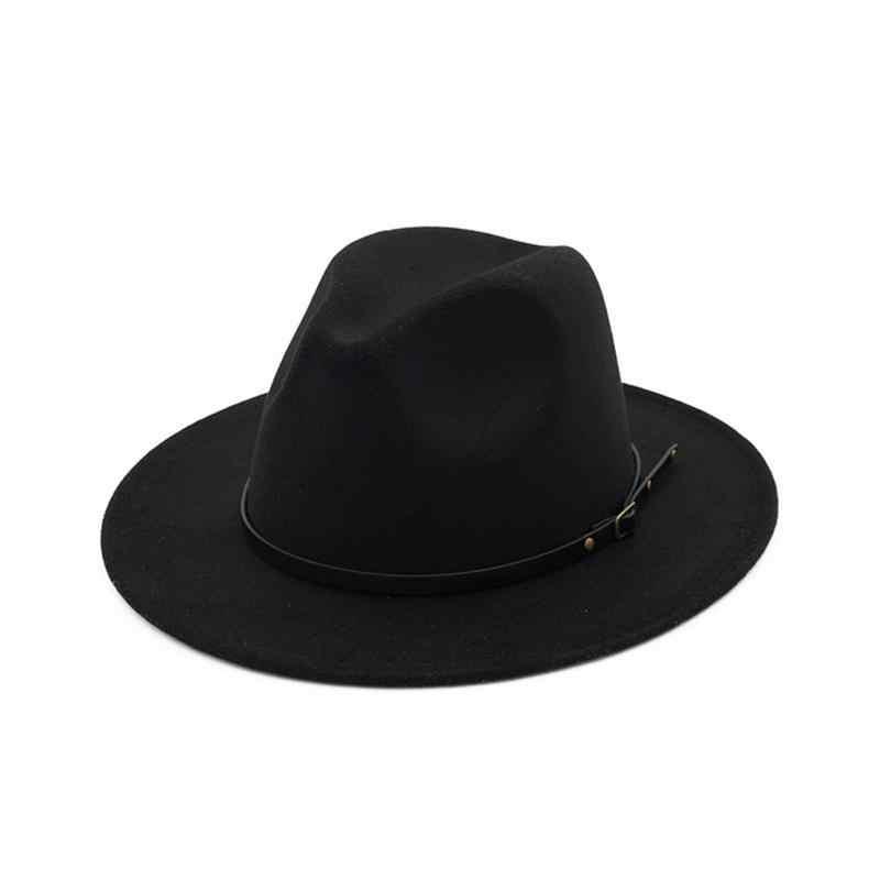 ... sombrero de ala ancha. PRODUCTOS RELACIONADOS. Envío Gratis 2018 de los  hombres de la nueva moda sombreros de moda de las mujeres cbfc8728cc0