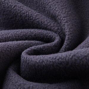 Image 5 - Мужские уличные повседневные штаны Pioneer Camp, зимние штаны из толстого флиса, брендовая одежда