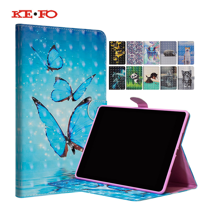 For Huawei Mediapad T3 8 Case Cover KOB-L09 KOB-W09 Funda Tablet PU Leather For Honor Play Pad 2 8.0inch tablet Accessories