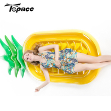 Giants Pineapple Swimming Ring Inflatable Pool Float For Child&Adult Circle Beach Water Toys Mattress Sea Party Hot Sales
