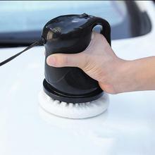 تيار مستمر 12 فولت 40 واط آلة تلميع السيارات السيارات الملمع أداة كهربائية التلميع الصبح الصبح ABS 120x120x160 مللي متر 29