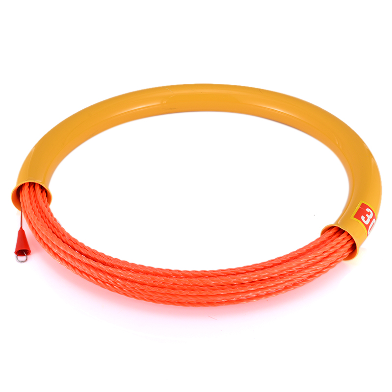 New 30M Long 5mm Cable Wire Puller Rodder Conduit Snake Cable Installation Tool Fish Tape For