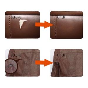 Image 5 - Visbella 72 piezas de cuero de vinilo de reparación Kit de limpieza de tapicería Actualización de asiento de coche sofá abrigos agujeros rascar grietas Rips