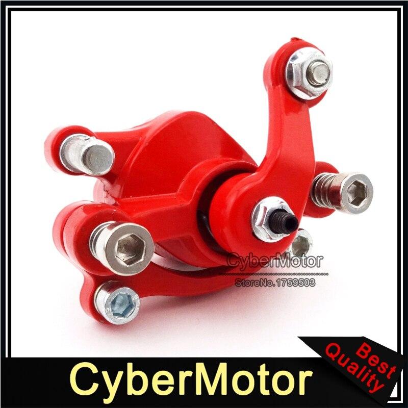 Disc-Brake-Rotor-Caliper Goped Scooter Go-Kart Mini Rear for Gas Electric ATV Quad 4-Wheeler
