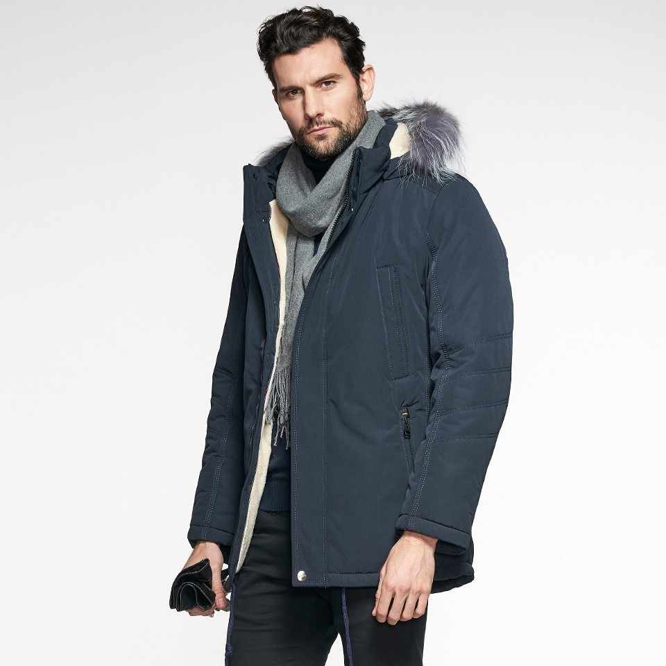 Detail Feedback Questions about 40 Degree <b>Men 2018</b> Winter Long ...