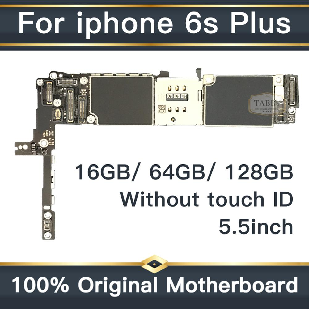 16gb / 64gb / 128gb for iphone 6s Plus Motherboard without Touch ID Original unlocked for iphone 6s plus Logic Boards With IOS16gb / 64gb / 128gb for iphone 6s Plus Motherboard without Touch ID Original unlocked for iphone 6s plus Logic Boards With IOS