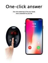 купить Bluetooth Wireless Car MP3 Player Handsfree Car Kit FM Transmitter 5V 2.1A USB Charger LCD Display Car Lighter Slot FM Modulator дешево