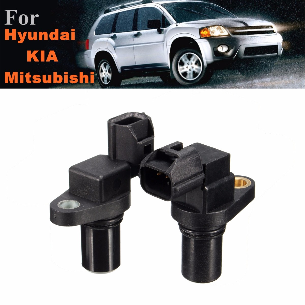 42620-39200 42621-39200 Pair Transmission Input & Output Speed Sensor For Chrysler For Dodge For Hyundai For KIA For Mitsubishi