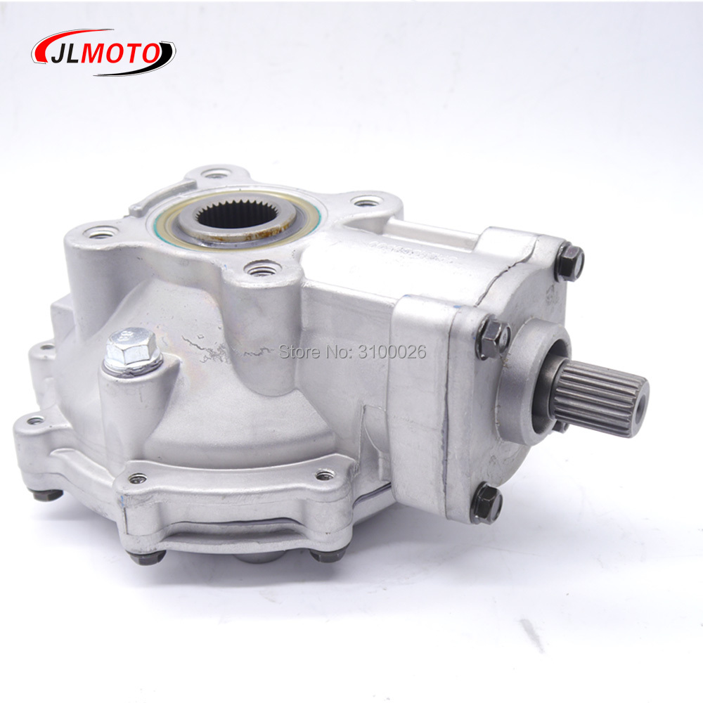 Rear Axle Gear Box Reducer Transmission Case House Fit For FEISHEN BUYANG JCL STELS 300 <font><b>300CC</b></font> ATV FA-D300 <font><b>Quad</b></font> Bike Parts image
