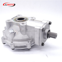 Rear Axle Gear Box Reducer Transmission Case House Fit For FEISHEN BUYANG JCL STELS 300 300CC ATV FA D300 Quad Bike Parts