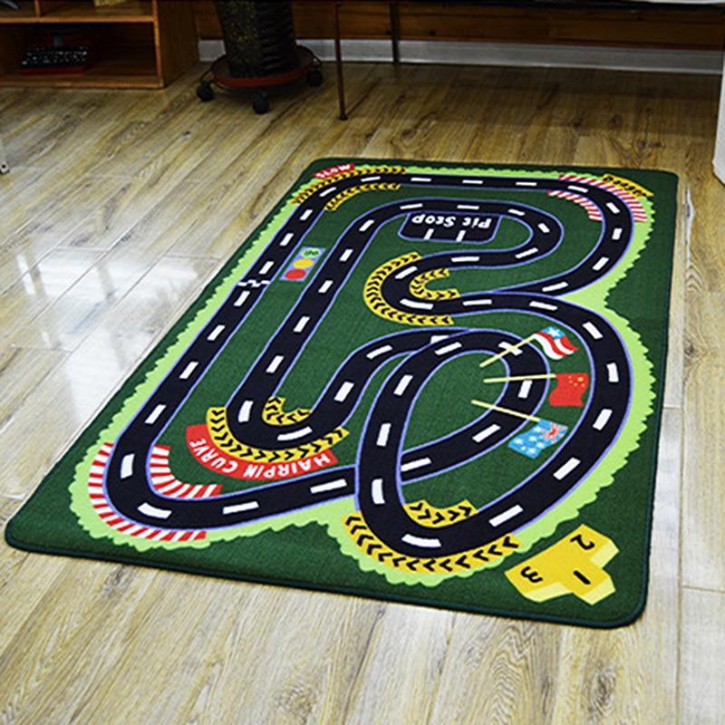 Système solaire planète bébé jouer tapis enfants tapis ramper doux plancher couverture jeu Pad enfants tapis chambre décor 100X150 cm