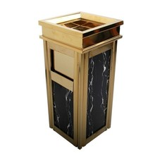 Cubo Basura Reciclaje Dust Trashcan Compost Garbage Bag Holder Hotel Commercial Lixeira Dustbin Recycle Rubbish Bin