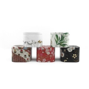Image 4 - Metal Jar Small Jars Metal Cans Little Jar Mini Bottle Kleine Potjes Barattolo Latta Embalagem Mini Jar Little Boxes For Storage