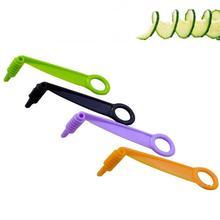 Cucumber спиральный резак удобный многофункциональный креативный Практичный Нож для бритья вращающийся слайсер морковь спиральный резак кухонный помощник