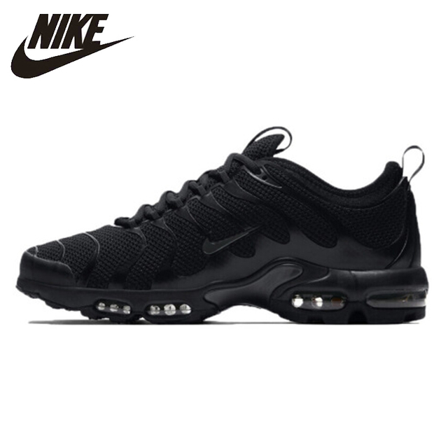 best authentic fd5b9 f056f US $89.25 49% OFF|Nike Air Max Plus Tn New Arrival Men Running Shoes  Breathable Classic Air Cushion Leisure Time Sneakers #898015 005 -in  Running ...