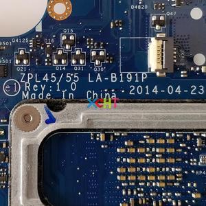 Image 5 - 767466 501 767466 601 767466 001 LA B191P 2GB grafika w A6 7000B CPU 216 0858030 GPU dla HP 445 NoteBook PC Laptop płyta główna