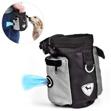 Pet Outdoor Training Bag Dog Toy Snack Garbage Storage Personal Small Items Activity Supplies Can Be Hung On The Waist