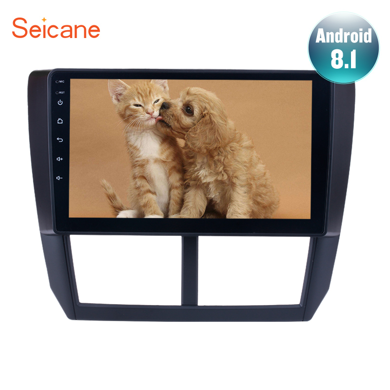 Seicane 9 Inch Android 8 1 IPS 8 Core Car Radio Head Unit for 2008 2010