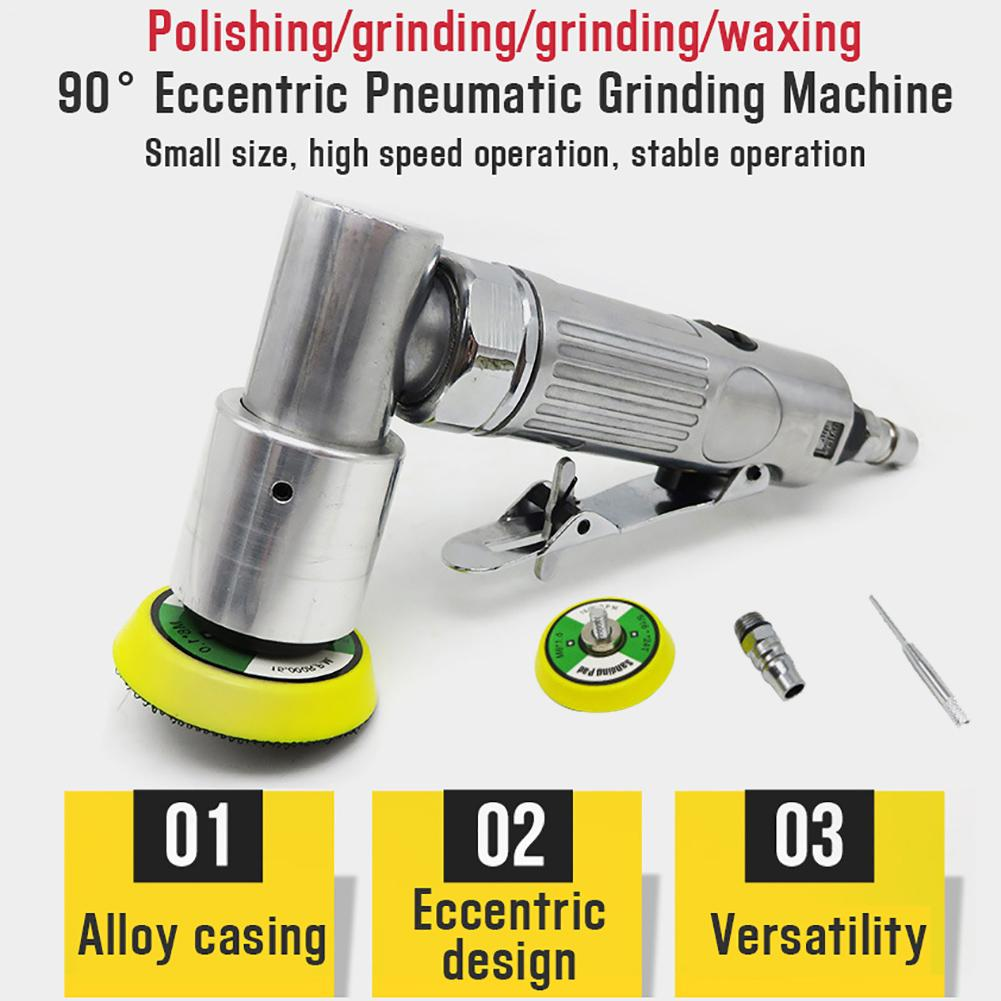 Image 5 - Car Sander Machine Car Polisher Waxing Machine Pneumatic  Variable Speed Polisher Car Paint Care Tool Polishing Machine Sander-in Automotive Polishing Machine from Automobiles & Motorcycles
