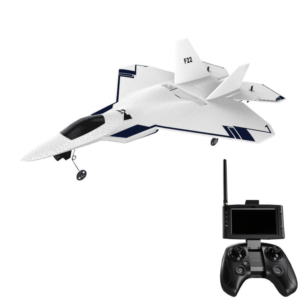 HUBSAN F22 D'avions De Contrôle À Distance Avec GPS Fixe High Key Retour Fonction Intégré 720 p Caméra Seule Clé Décollage d'atterrissage RC Drone