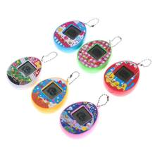 Funny Electronic Tamagotchi Toys Kids Virtual Pet Game Machine Toy Multicolor 3 Years Unisex 2 x 1.5V Button Batteries Included(China)