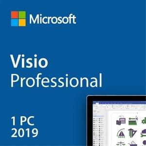 Image 2 - Microsoft Office Visio Professional 2019 Windows Için Dijital Teslimat Lisansı 1 Kullanıcı