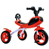 Children Tricycle Bicycle Cool Music Light Whistle Kids Three Wheels Tricycle Ride on Car Toys for Children Boys 3 Wheel Bicycle