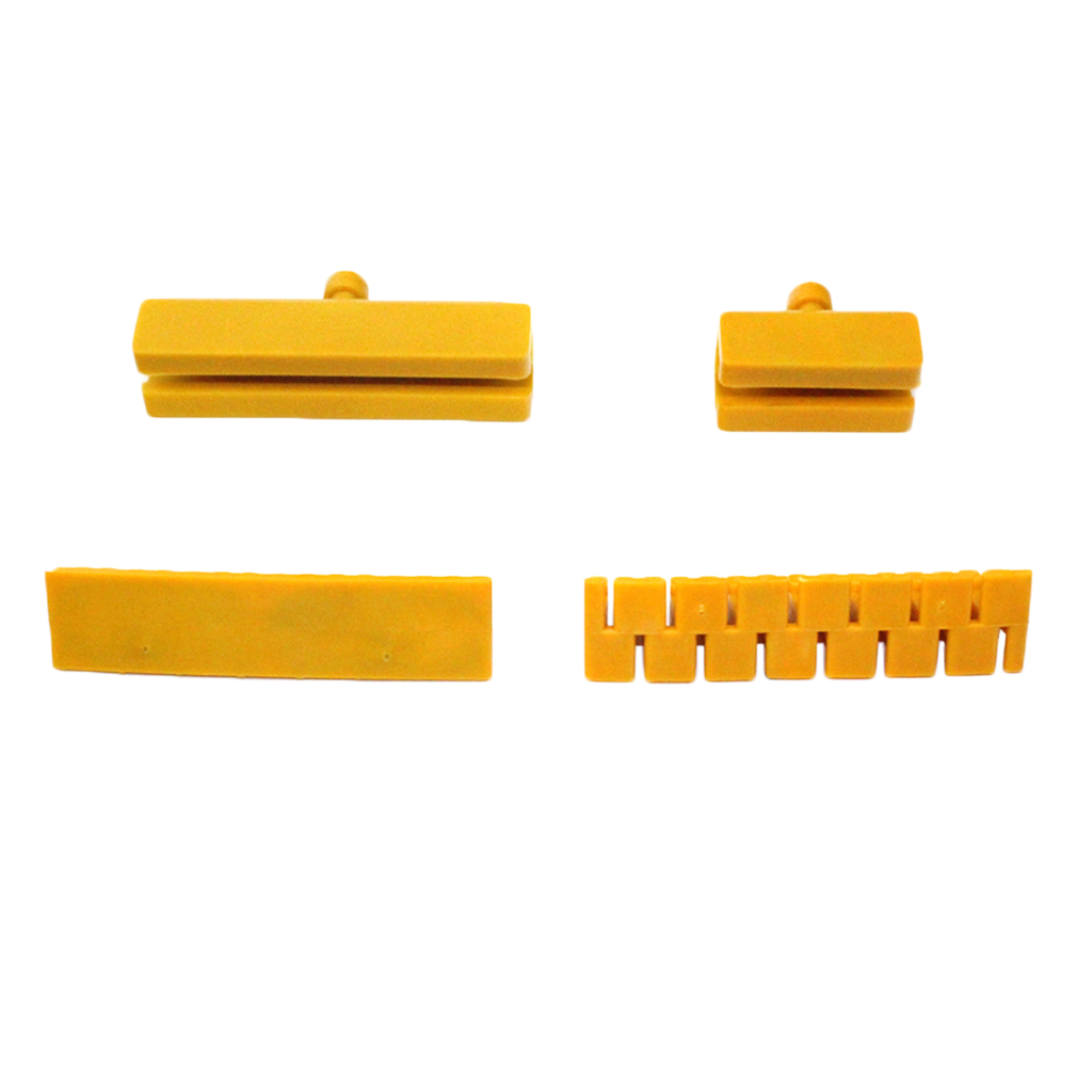 Image 3 - 4 Pcs Auto Body Dent Repair Tool Auto Paintless Dent Repair Set for Car Dent Remover and Hail Damage Kit Yellow 50 100mm