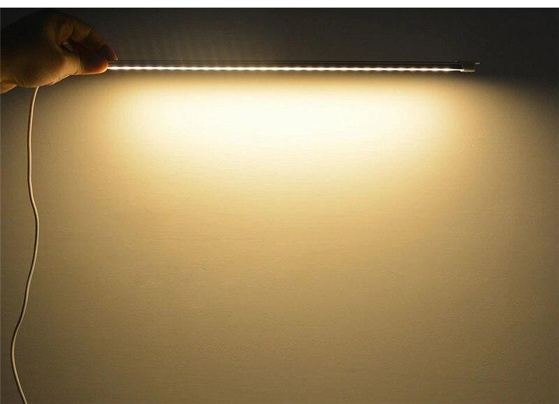 Դյուրակիր USB LED Գրասեղանի սեղանի լամպի - Ներքին լուսավորություն - Լուսանկար 5