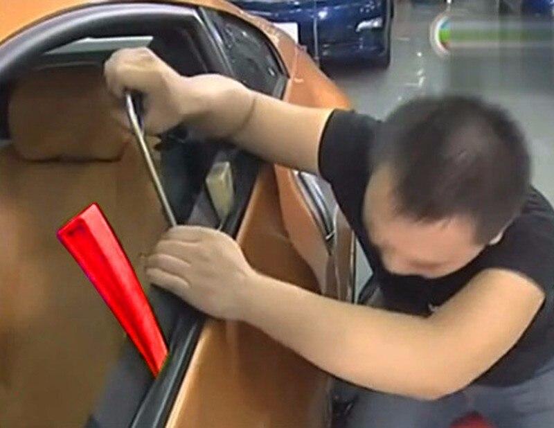 PDR Tools Paintless Dent Repair Kit Push Rods Kit Car Dent Repair Tools pump wedge for car repair tools