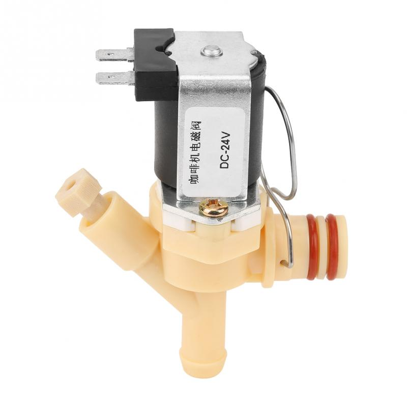 NC/normally DC24V Normally Electric Solenoid Valve Water Valve For Coffee Machine