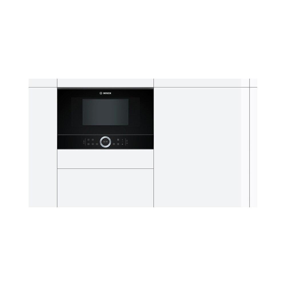 Встраиваемая микроволновая печь Bosch Serie|8 BFL634GB1