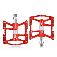 Aluminum Alloy Cycling Anti skid Footrest For Bicycle Hollowing Ultralight Advanced 4 Bearings Bike Pedal For Bicycle