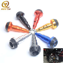 Universal 10MM Thread Motorcycle Drop Resistance Anti-throw Glue Stick Scooter Anti Falling Rod Accessory For Benelli 302/300(China)