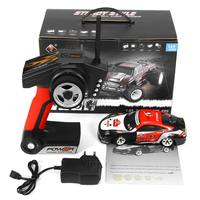 Racing Car K969 Brushed RC Car 1/28 30km/h High Speed Drift Toy 130 Brush Motor Drive Shockproof Ground Vehicle For Boys Kids