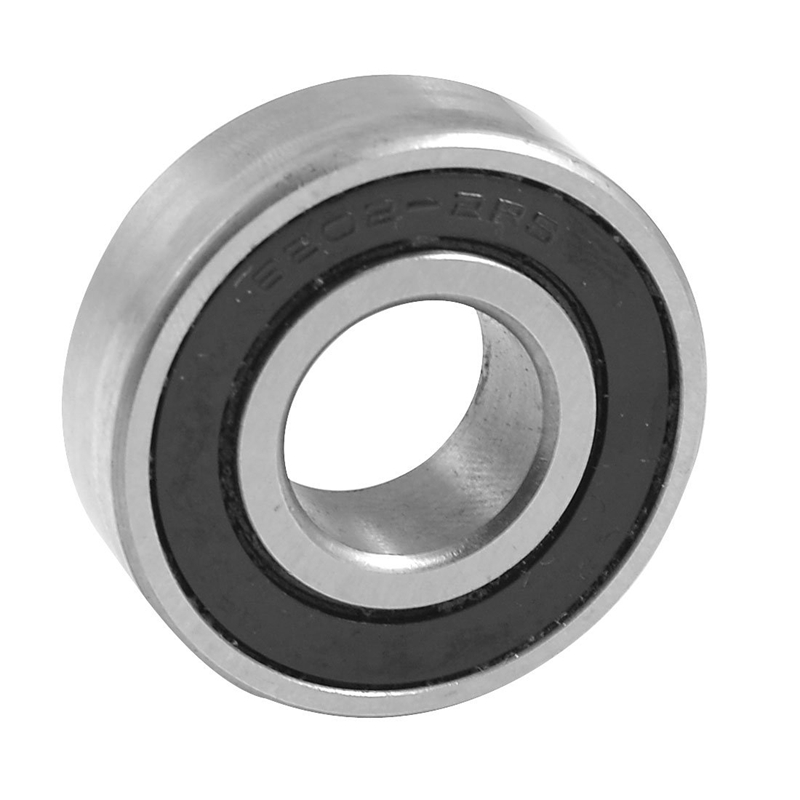 6202-2RS Shielded 15mm X 35mm X 11mm Deep Groove Ball Bearing Commonly Used For Electric Motors, Wheel Bearings, Agricultural