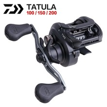 19 Daiwa Newest Original Tatula Baitcasting Reel 100 5kg 7BB + 1RB Low Profile Fishing Reel Casting Reel