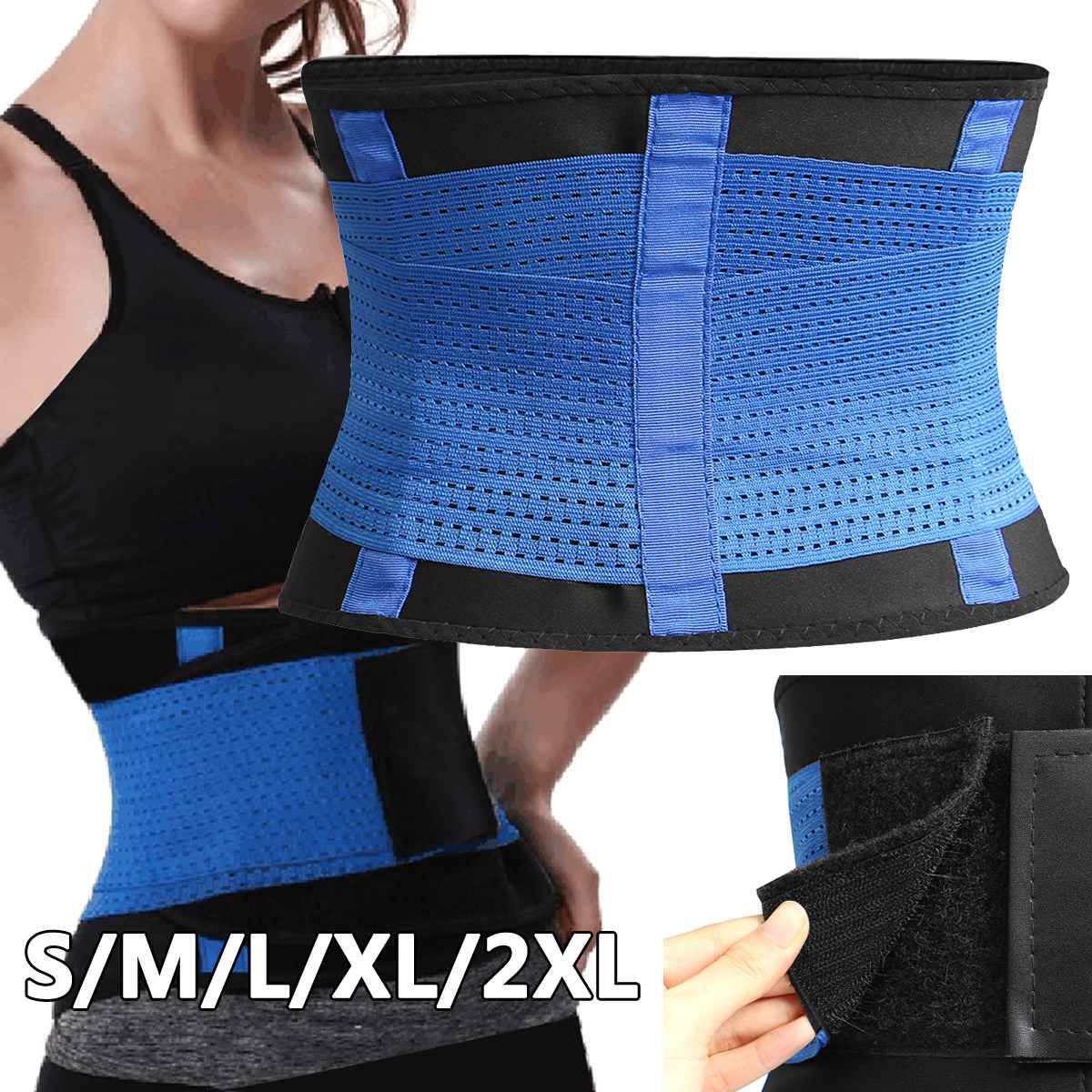 Women Medical Lower Back Brace Waist Belt Spine Support Men Belts Breathable Lumbar Corset Orthopedic Back Support