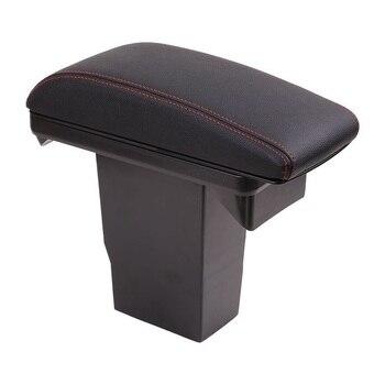 Molduras protector de estilismo para el coche, accesorio de reposabrazos para el coche, caja de reposacabezas de piezas modificadas para el coche 17 para Citroen Elysee