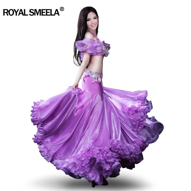 Hot Sale Free shipping New design top grade high quality a belly dance suit/bellydance costume/ wear/BRA skirt 8139