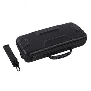 Image 5 - Жесткий футляр для путешествий сумка для хранения через плечо чехол для Zhiyun Smooth 4 Ручной Стабилизатор Дополнительная комната для аксессуаров