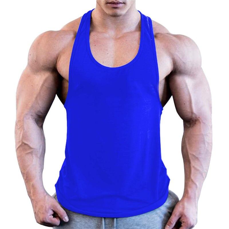 Hirigin Summer Leisure Sleeveless Tanks for Men's Fashion Gym Singlet Training Tank Top Fashion Comfort Vest Sleeveless