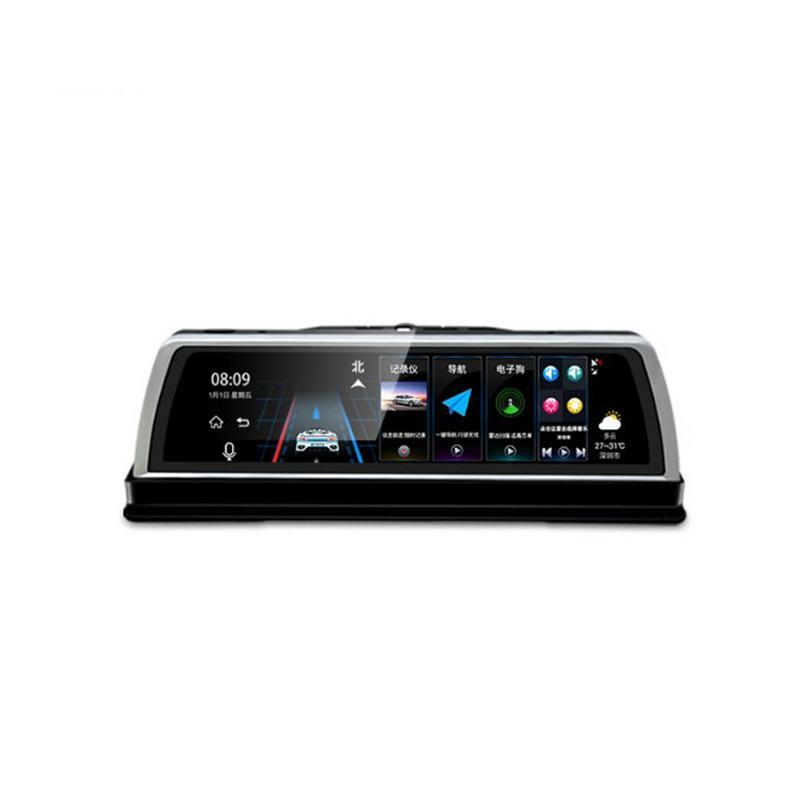 10 дюймовый K500 является три в одном Автомобильная электроника, который включает в себя навигатор вождения Регистраторы и обращая изображени
