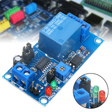 DC 12V Normally Open Type Triggered Delay Switch Time Delay Relay Module Circuit Timer Timing Board Switch Trigger 6 30v relay module switch trigger time delay circuit timer cycle adjustable
