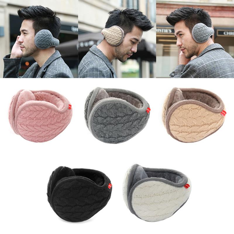Quote Victory Wont Come To Me Unless I Go To It Winter Earmuffs Ear Warmers Faux Fur Foldable Plush Outdoor Gift