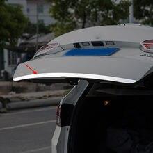1 шт для багажника dongfeng ax7 2015 2017 нижняя отделка из