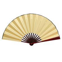 Складной ручной вентилятор для мужчин черный бамбуковый закрученный шелк Каллиграфия Живопись Написание танцы китайский держат вентиляторы Свадебная вечеринка