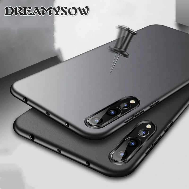 For Samsung A30 A40 A50 A60 A70 Ultra Slim Cover For Galaxy S10 5G A10 A20E M10 M20 M30 A7 A750 2018 Shockproof Matte Phone Case
